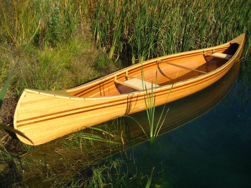 Hiawatha Canoe   WoodenBoat Magazine