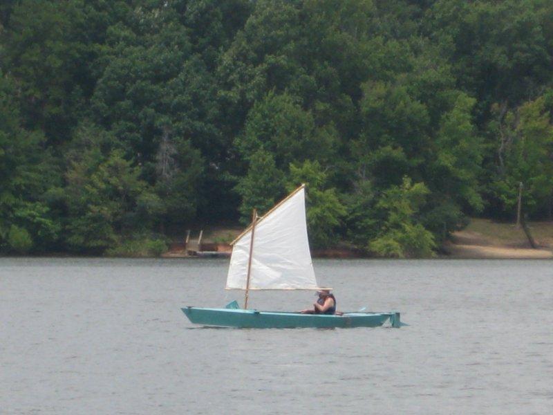 Taylor's Kayak