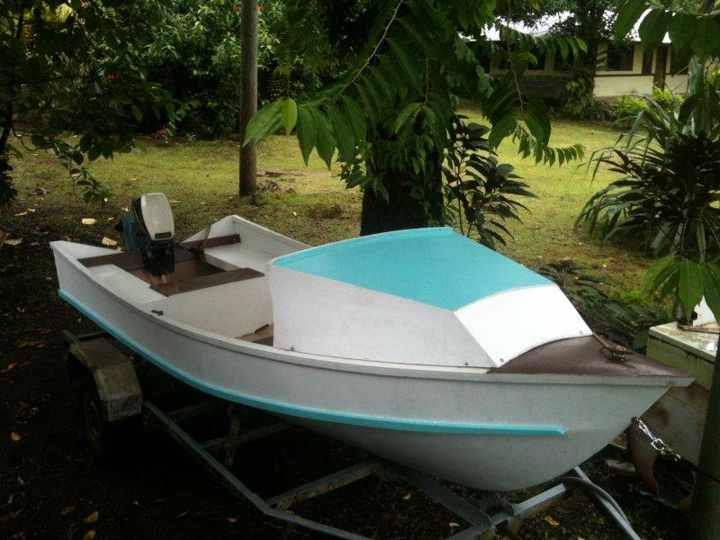 Bolger Diablo Boat : Shearwater woodenboat magazine
