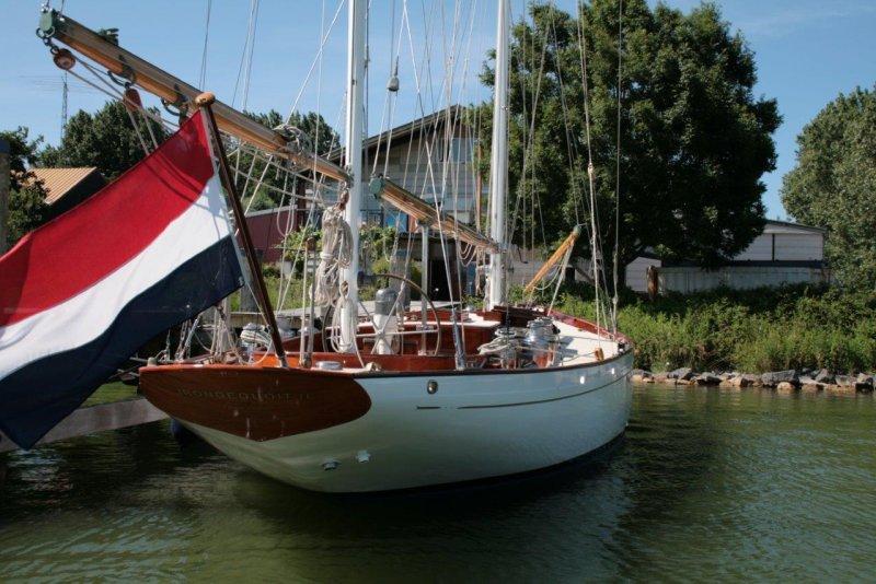 Classic Bermudan Yawl IRONDEQUOIT II