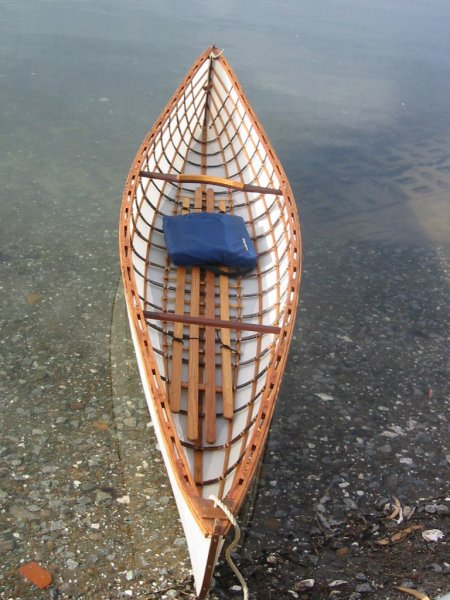 Tandem Canoe photo 1
