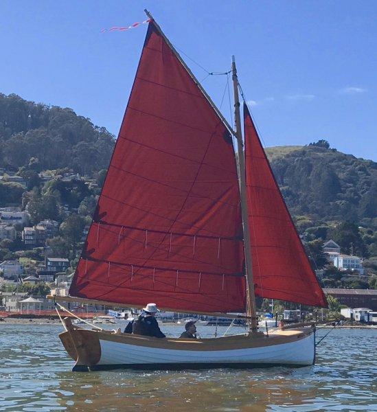 Treebeard Maiden Sail
