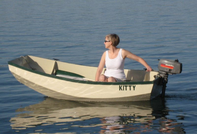 Instant Boats Phil Bolger : Kitty woodenboat magazine