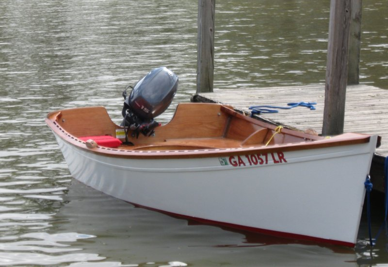 CLC Peeler Skiff photo 1