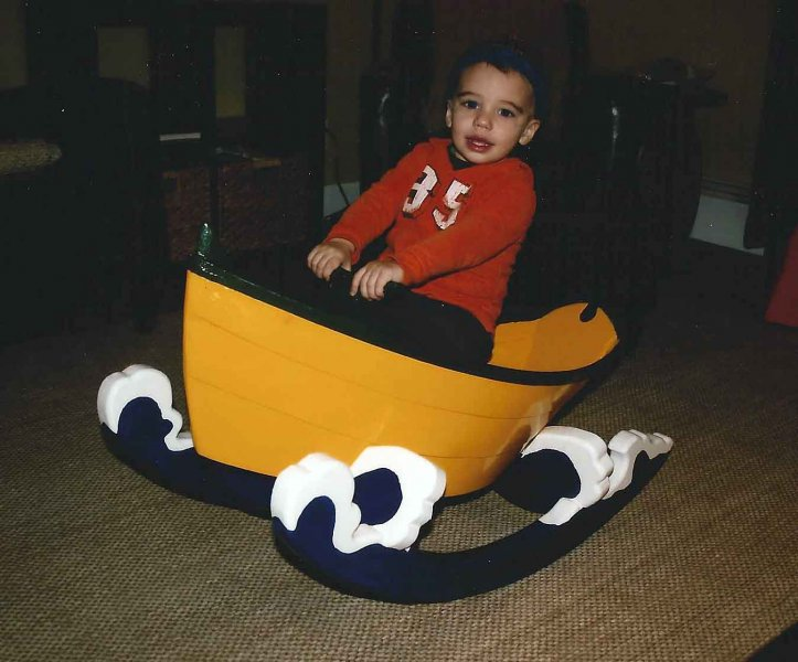 Cradle Boat photo 1