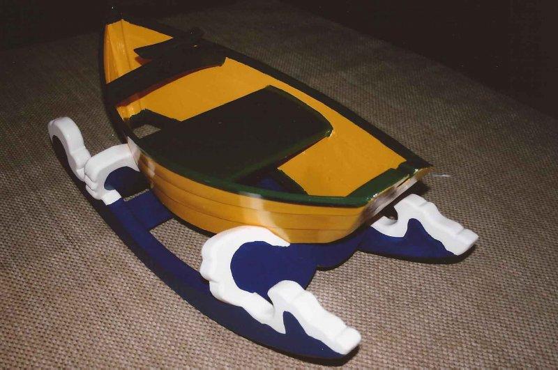 Cradle Boat photo 3