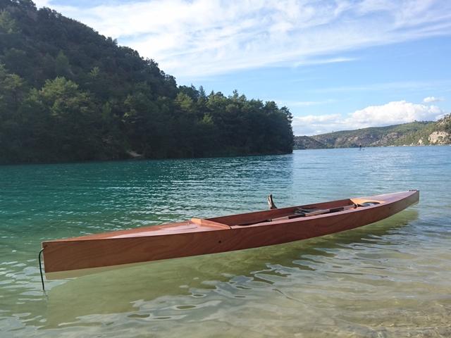 M-Yak 500 sit-on-top kayak