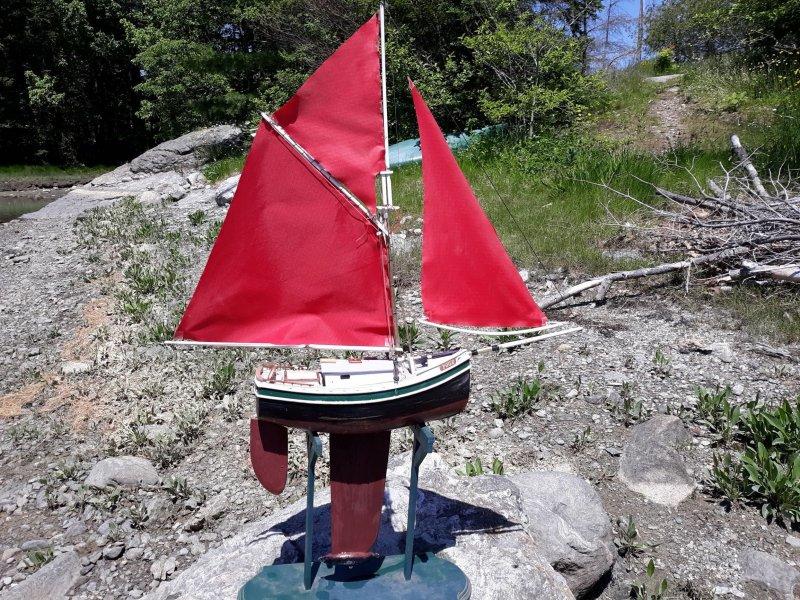 POGO sails