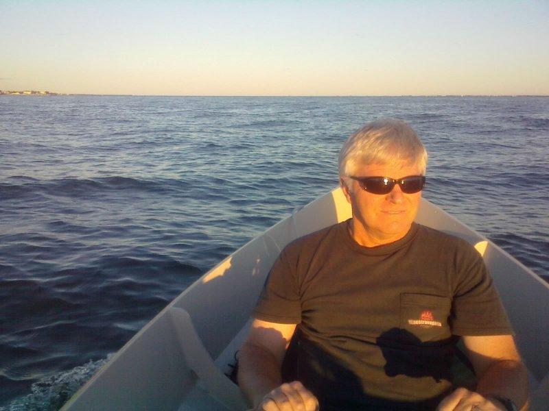 Rowing the ZUCCHINI