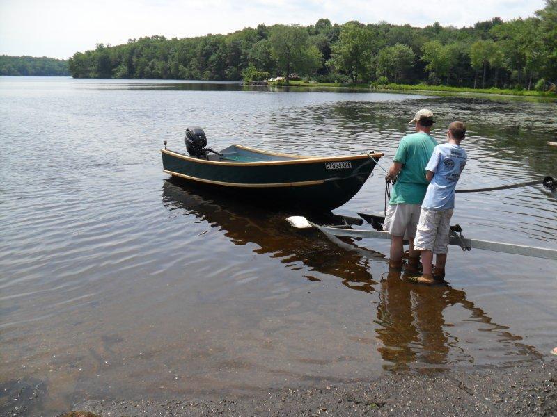 Dynamite Payson Boat Plans : Dy no mite woodenboat magazine