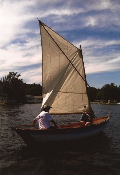 A modified Swampscott Dory