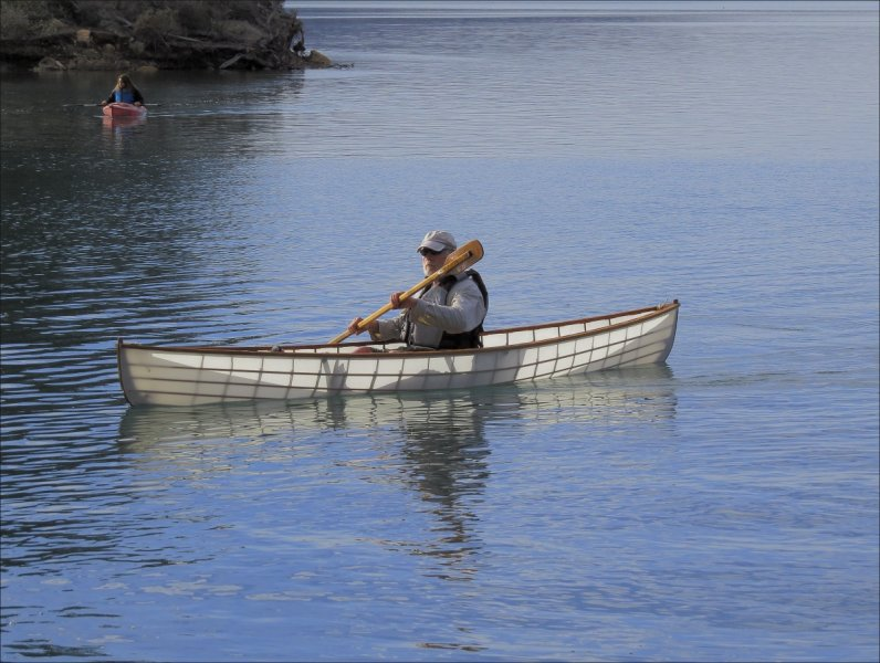 Tandem Canoe photo 3