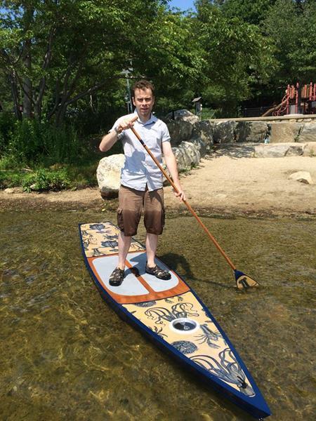 Kaholo paddleboard