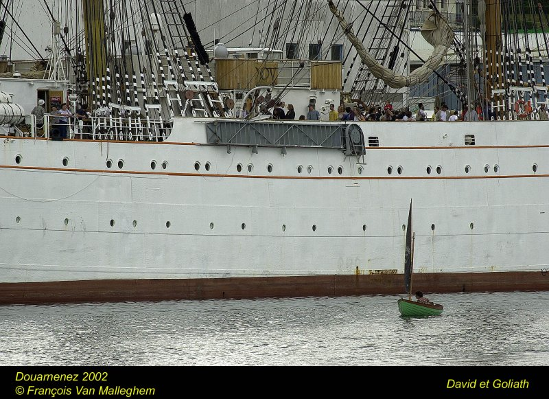 STS SEDOV and WHOPILA!