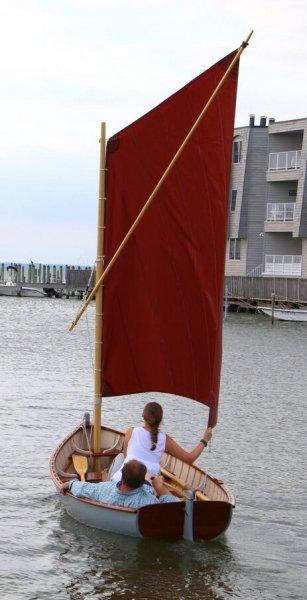Catspaw dinghy