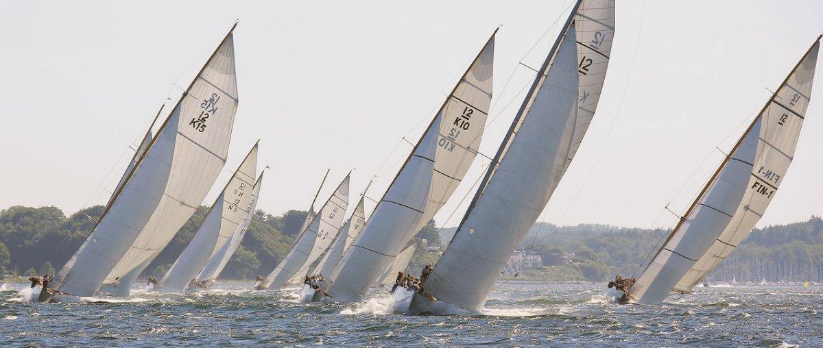 12-Meter fleet