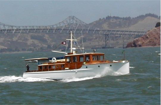 CIELITO photo courtesy of Classic Yacht Assn.