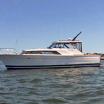 1965 Chris Craft Constellation