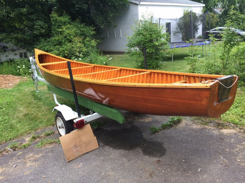 Wooden Sailboats For Sale >> Boats For Sale Woodenboat Magazine