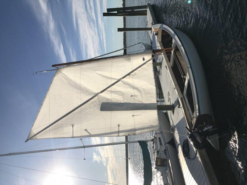 NC Shad Boat
