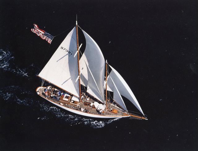 DAUNTLESS, Alden schooner