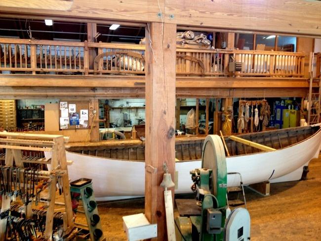 Nine-Day Boatbuilding Class   WoodenBoat Magazine