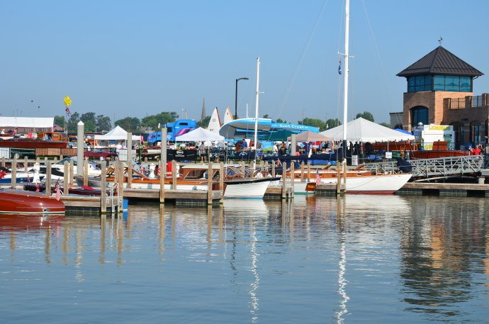 Antique and Classic Boat Show in Toledo, Ohio | WoodenBoat Magazine