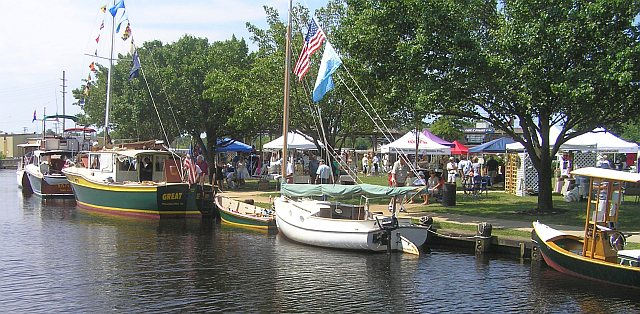 Toms River Seaport Societys 42nd Annual Wooden Boat Festival