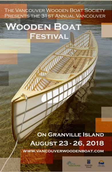 Vancouver Wooden Boat Festival Woodenboat Magazine