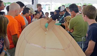 Family BoatBuilding photo