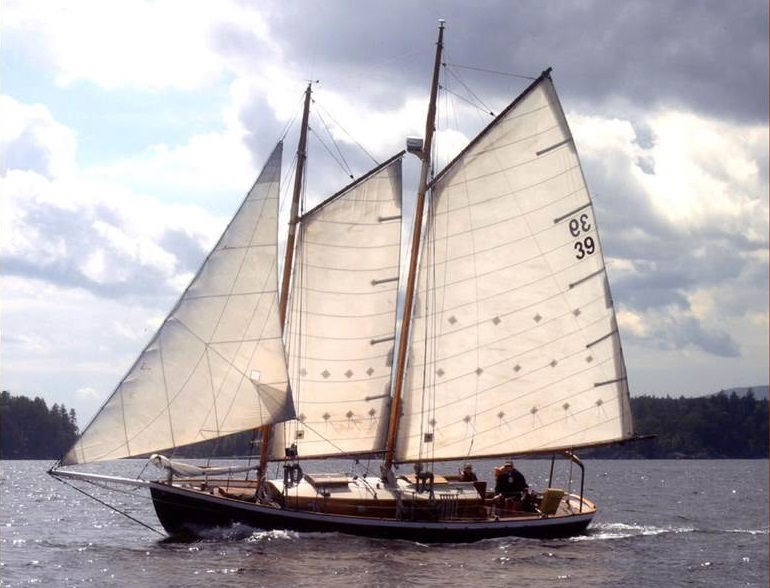 Schooner GREEN DRAGON