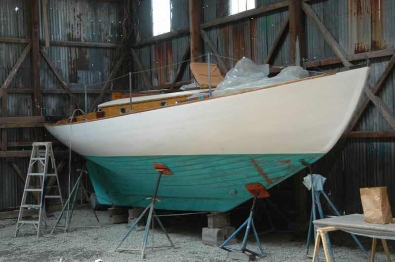 MARIE, MA BELLE... | WoodenBoat Magazine
