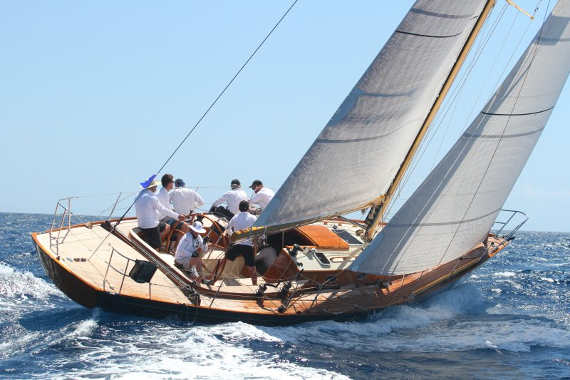 Blackfish, Taylor 49' Spirit of Tradition