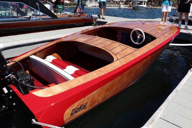 ZipKit Plywood Boat Kit