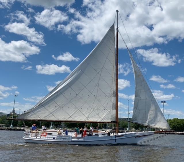 75' Skipjack WILMA LEE