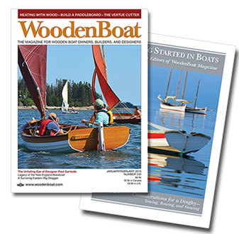 WoodenBoat 230 January/February 2013