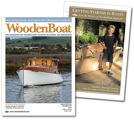 WoodenBoat issue 232