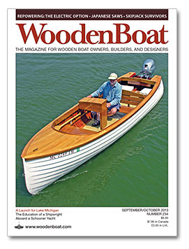 WoodenBoat issue 234