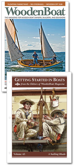 WoodenBoat issue 235