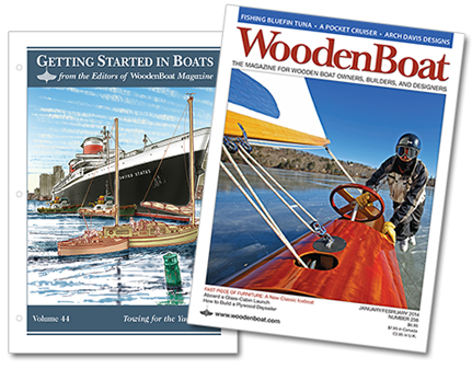 WoodenBoat issue 236