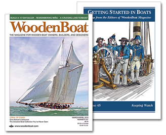 WoodenBoat issue 237