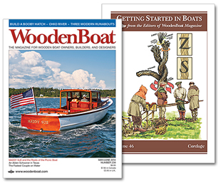 WoodenBoat issue 238