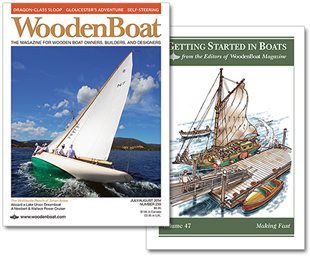 WoodenBoat issue 239