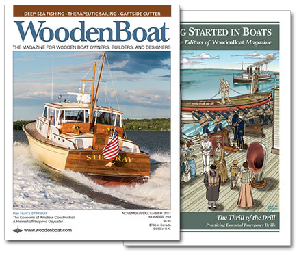 WoodenBoat cover photo.