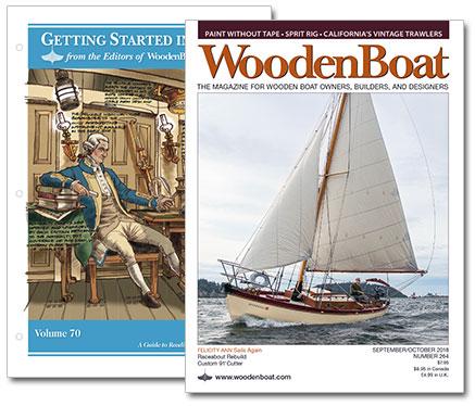 Current Issue Of Woodenboat Magazine Woodenboat Magazine