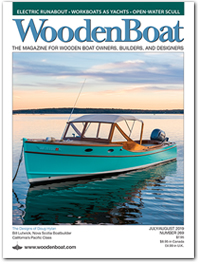 WoodenBoat cover image.