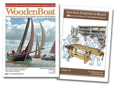 WoodenBoat magazine issue 228