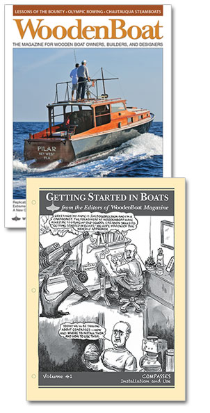 WoodenBoat issue 233