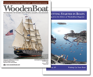 WoodenBoat issue 241
