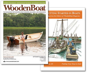 WoodenBoat issue 240